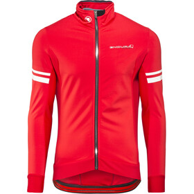 Endura Pro SL Thermal Windproof Jacket Herre red